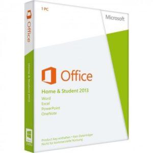 Office 2013 Home & Student gebrauchte Softwarelizenz günstig kaufen