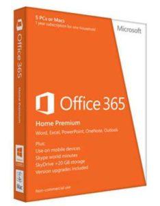 Office 365 Home Premium gebrauchte Softwarelizenz günstig kaufen